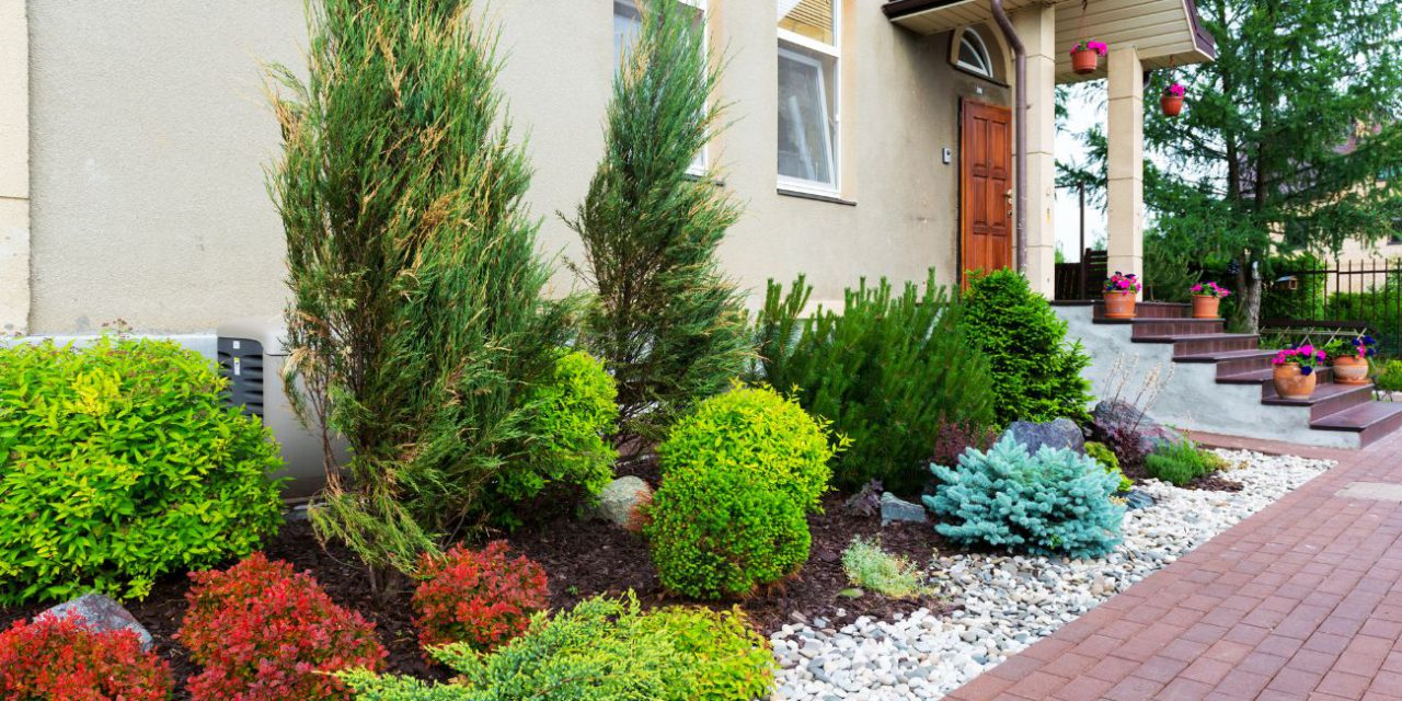 Amazing Secrets of Landscape Gardening