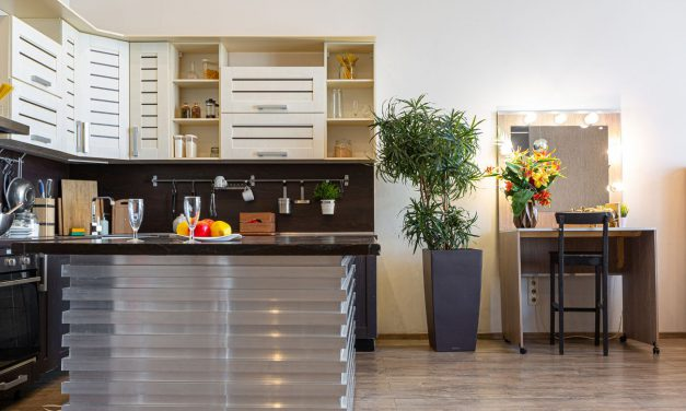 How to Design Kitchen Shelves In 5 Steps