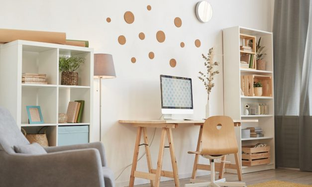 Create a Home Office In A Small Space