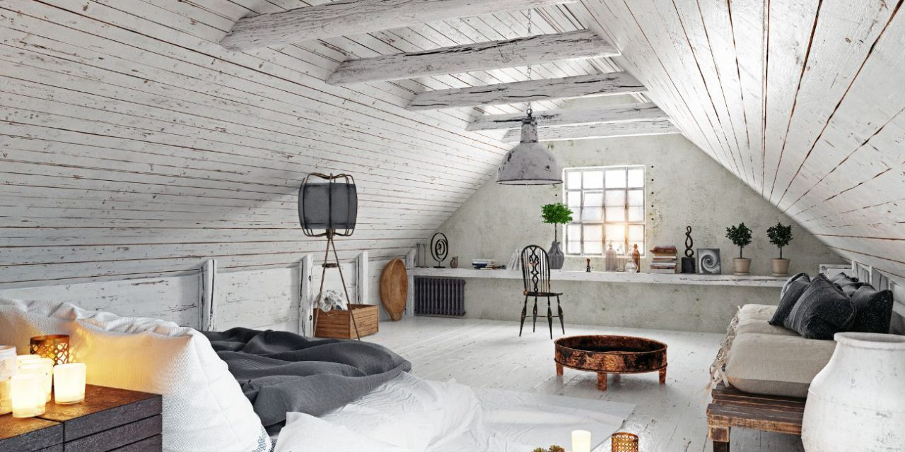 9 Ways To Give Your Attic A Better Use