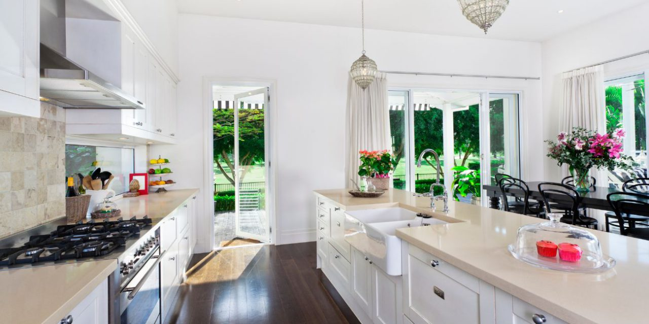 Tips For Kitchen Window Treatments