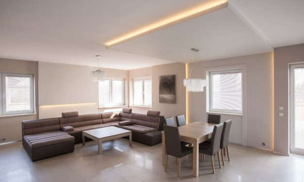 3 Reasons You Should Invest In Recessed Lighting