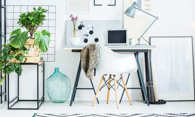 Create Your Home(work) Station