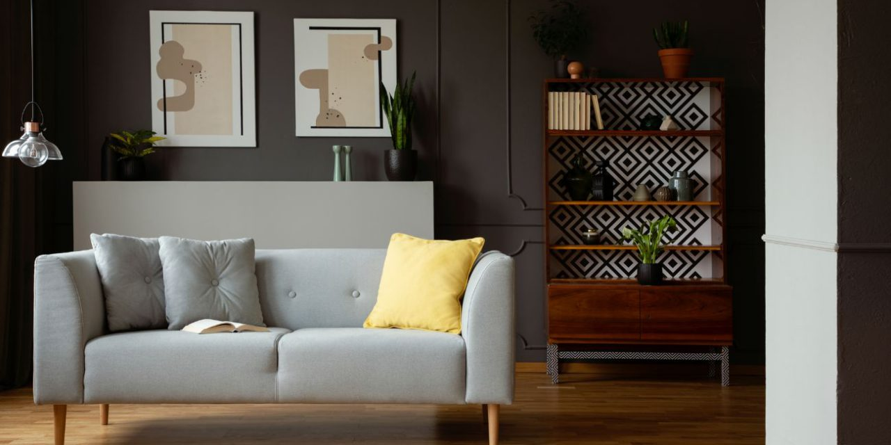 Make Your Home Look Beautiful With Black Walls