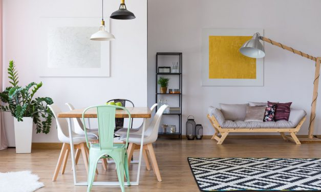 4 Tips For Saving Space On A Small Apartment