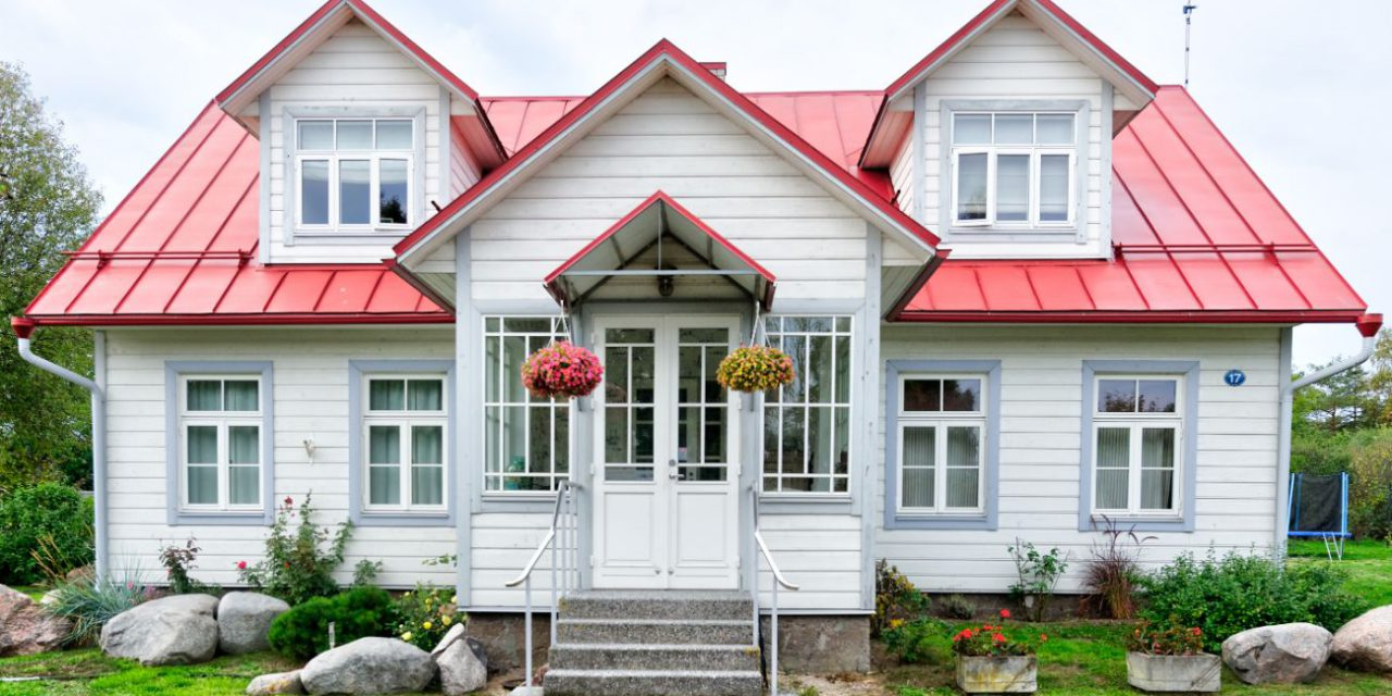 Add Curb Appeal With Color