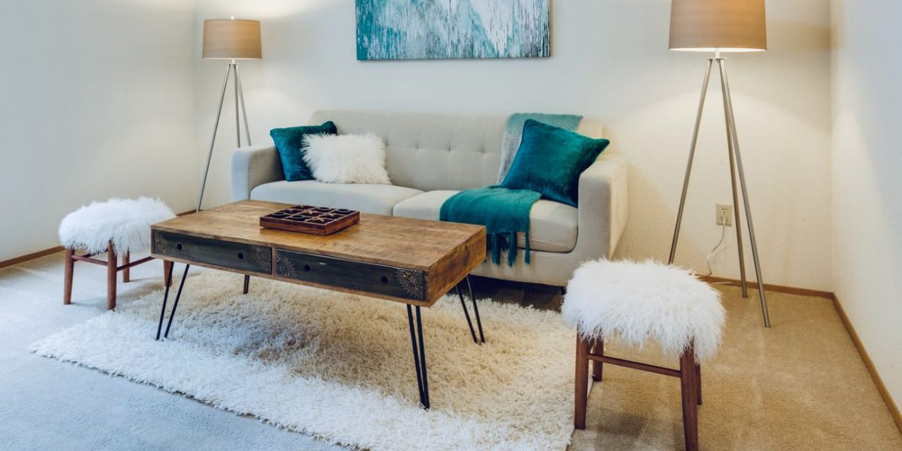 Beautiful Ideas To Decorate A Small Living Room