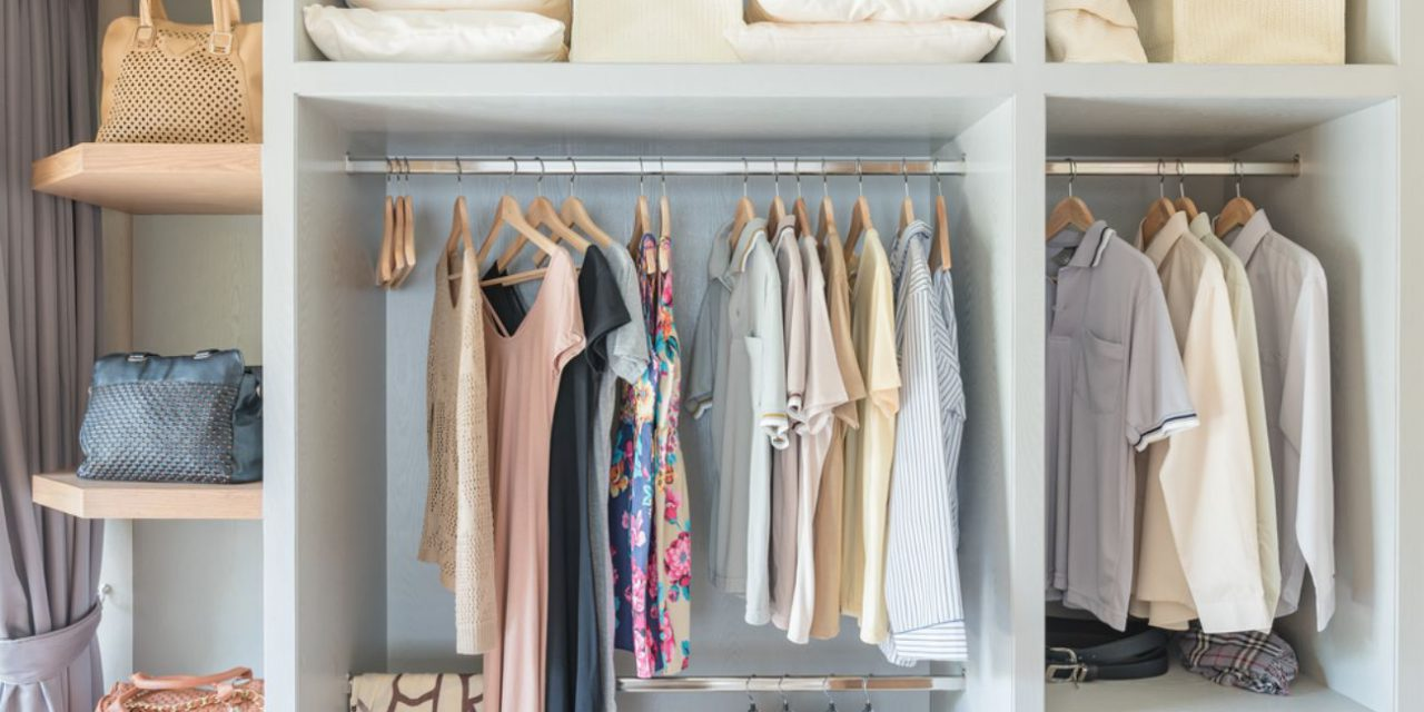 How to Get A Fixed Up Family Closet