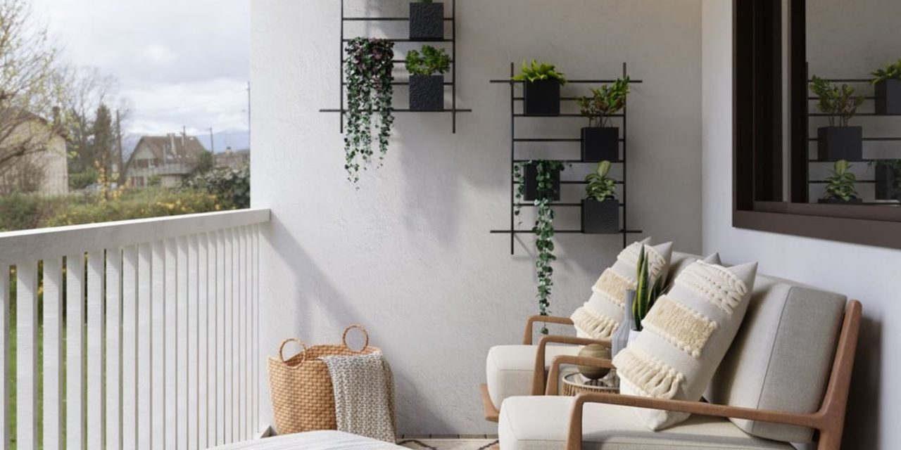 Ways to Turn Your Balcony into an Outdoor Oasis